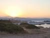 Capo Comino Sonnenuntergang